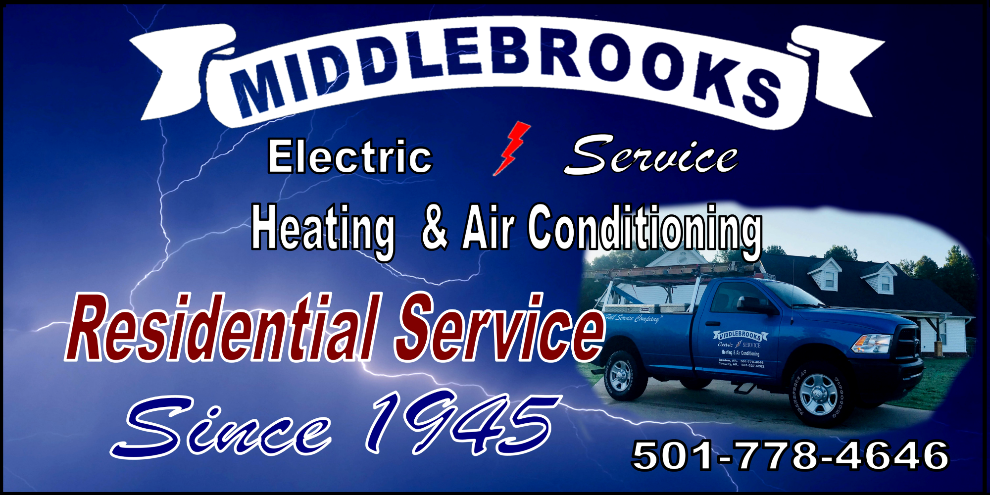 HVAC & Electrical Services Since 1945